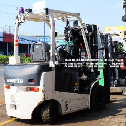 Xe nâng điện KOMATSU FE25-1 (HGL250489)